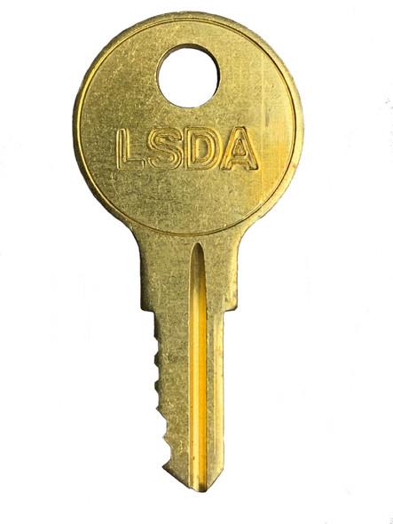 Cut Key, LSDA LS306 Precut Key