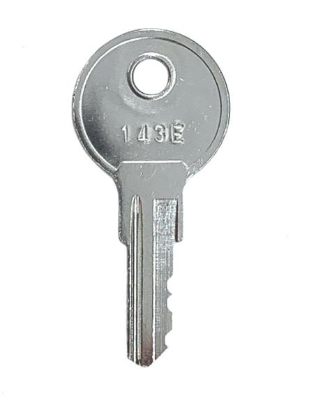 Cut Key, 143E for Hon