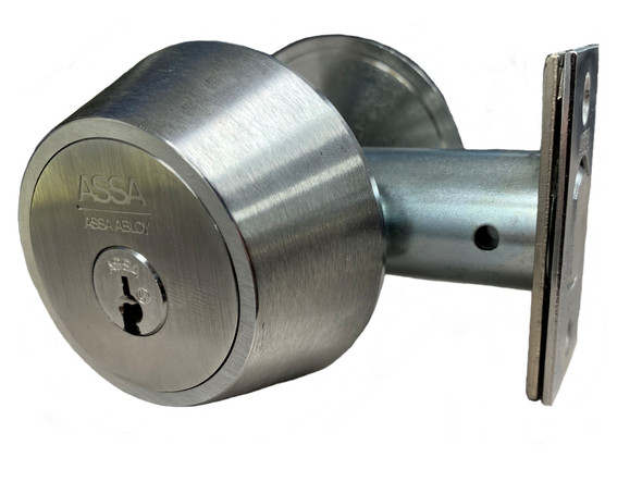 Deadbolt, 7900DC Maximum+ 545 2-3/8 F KD 626 D/C (Custom Keyed)