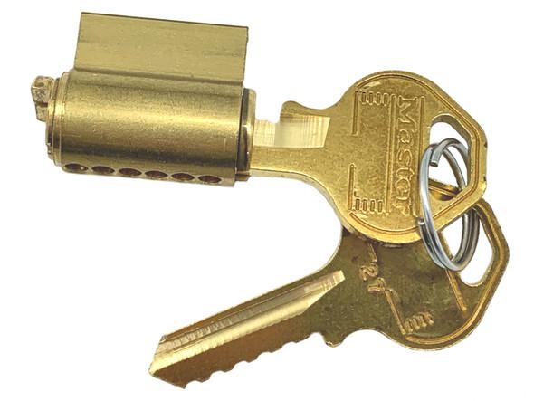 Master Lock 296W27 Cylinder for Pro Series, 27K Custom Keyed
