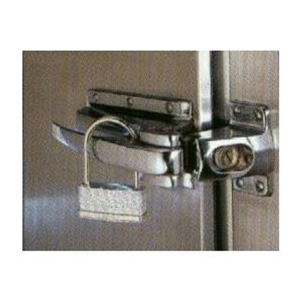 Master Lock 101 Padlock, Freezer Lock  Keyed Different