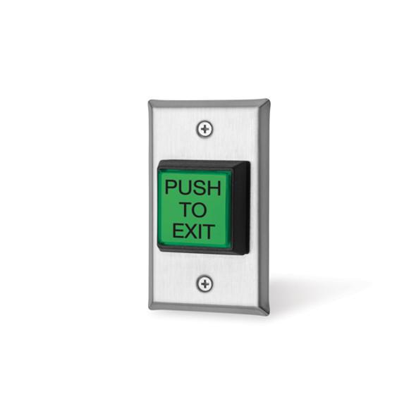 Pushbutton Switch Kit, Locknetics IPB-100