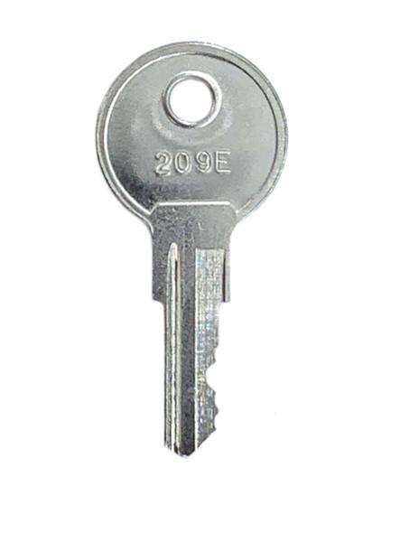 Cut Key, 209E for HON