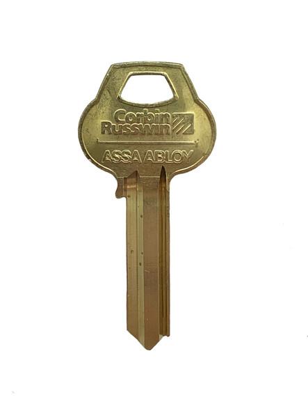 Corbin Russwin D4-6PIN-10 Key Blank, D4 Section 6-Pin