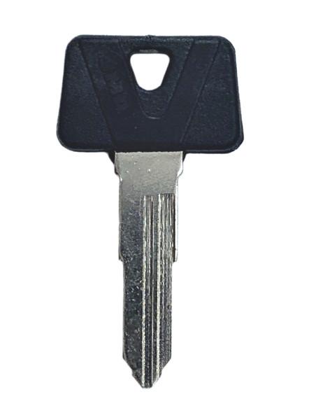 JMA YAMA-19D.P Key blank, for Yamaha YH29BP (RH)