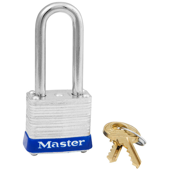 Master Lock 7LF Padlock, Factory Keyed