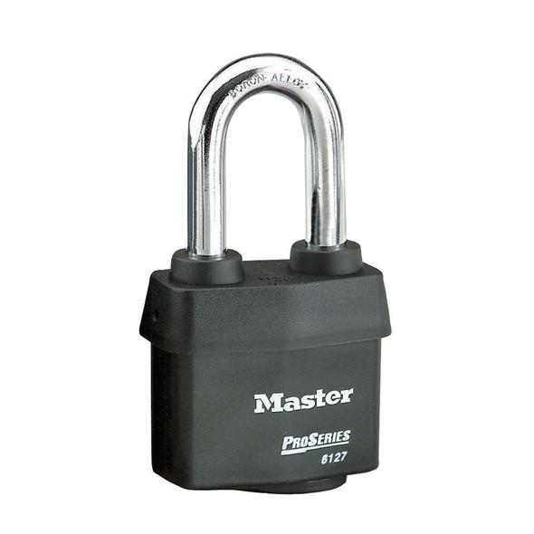 Master Lock 6127LH KA 10G232 Pro Series Padlock, Keyed Alike 10G232