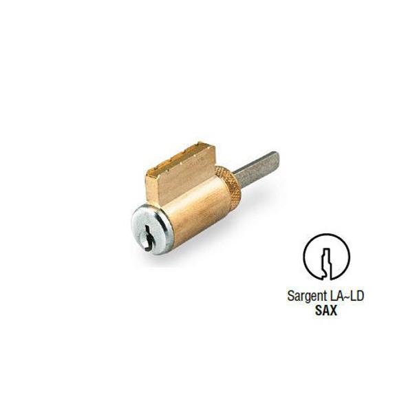 Cylinder, GMS K001-SAX-26D, Sargent LA-LD 26D, KA Custom keyed