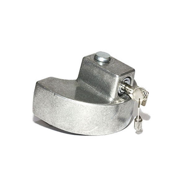 Ez Lock Push Button XL Lip Couplers TL-34, Factory Keyed