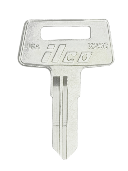 Ilco X256 Key Blank for Kawasaki ATV