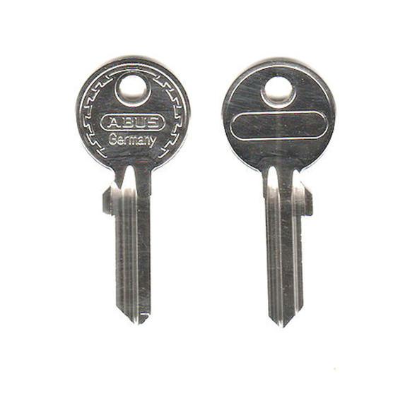 Cut Key Abus 24RK/26 5-Pin Factory Order