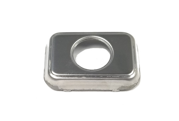 ASP P-42-203 Chrome Face Cap for Lincoln Lighted Key Hole, Sold Each