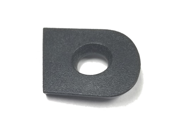 ASP P-42-211 Black Right Side Face Cap 1986-94 Ford