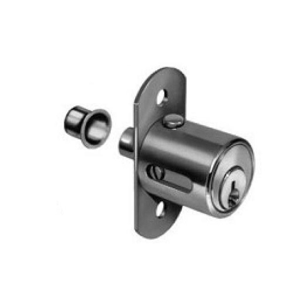 Compx National C8142 14A Sliding Door Lock, Keyed Alike #107