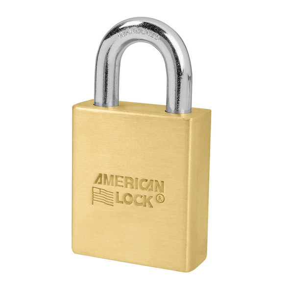 American Lock A3900S Padlock, LFIC Without Cylinder