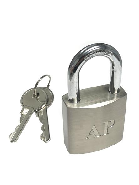 AP Enclosure Padlock, #2 Key Enclosure