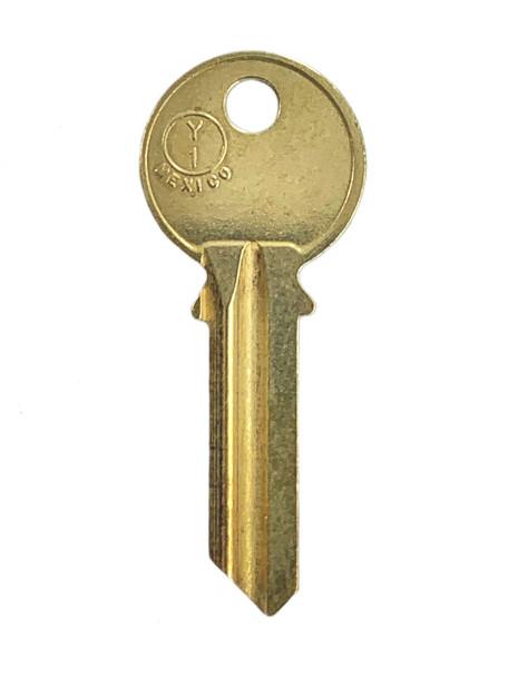 Key blank, JMA YA41DE for Yale Y1