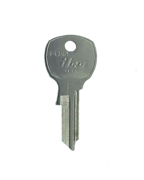 Ilco 1646R Key Blank for National Mailbox D4301