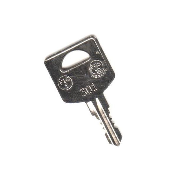 Code Cut Key, First Key FIC HF301-HF351 Series
