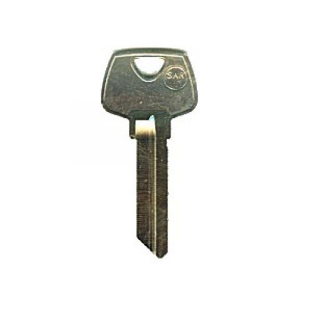 Key blank, JMA SAR11D for Sargent O1007RB/6275RB