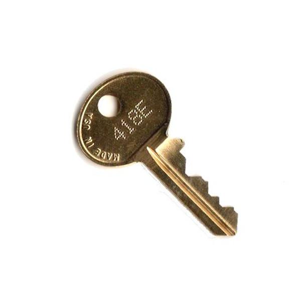 HON E-Series Keys by Code 301E-450E