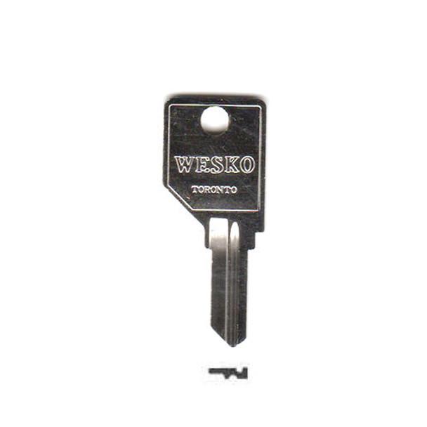 Wesko MK300 Key Blank