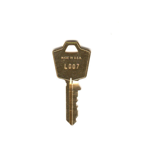 Cut Key, ESP/Hudson HON L007