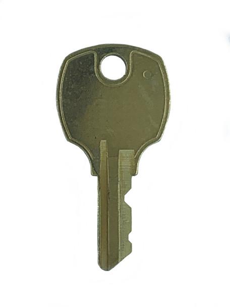 Compx National C642A Precut Key