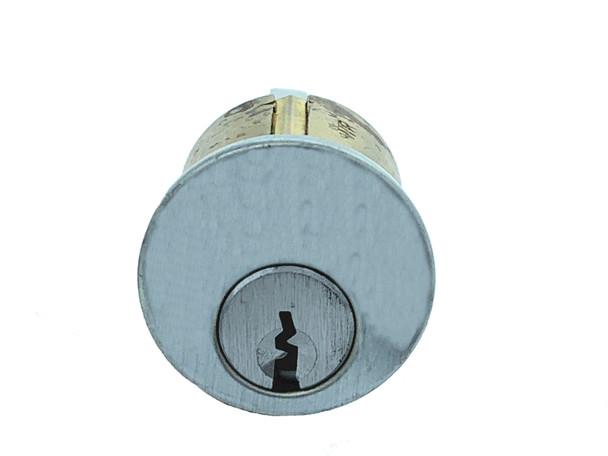 Rim Cylinder, GMS R118-YA 26D, Yale Y1, Keyed Different