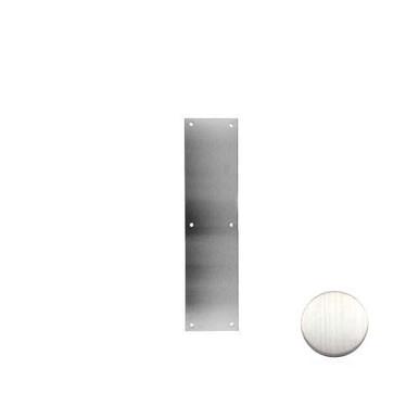 "Don Jo Company 53-ALU Push Plate ALUMINUM 3.5/"" X 15/"""