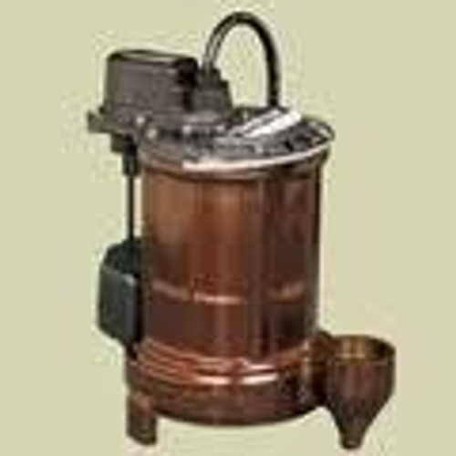 Liberty 250-2 Submersible Effluent Pump