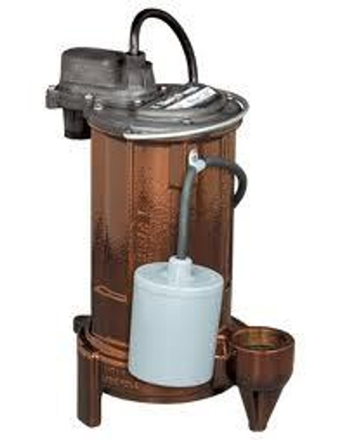 Liberty 281 Mid Range Submersible Effluent Pump