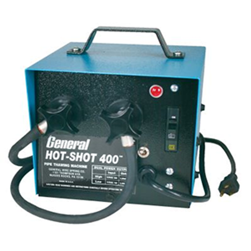 General HS-400 Hot-Shot Pipe Thawing Machine