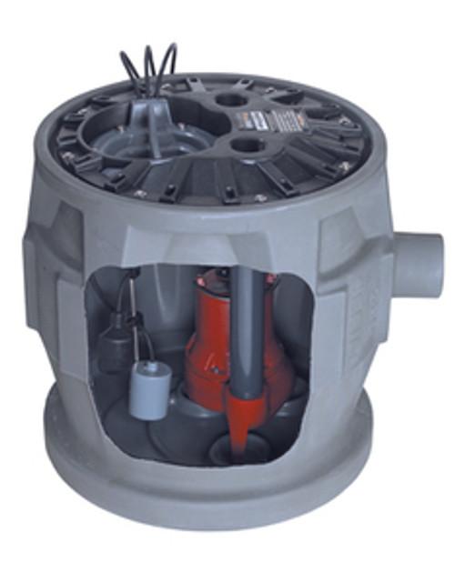 Liberty P382LE52 PRO380-Series Sewage System