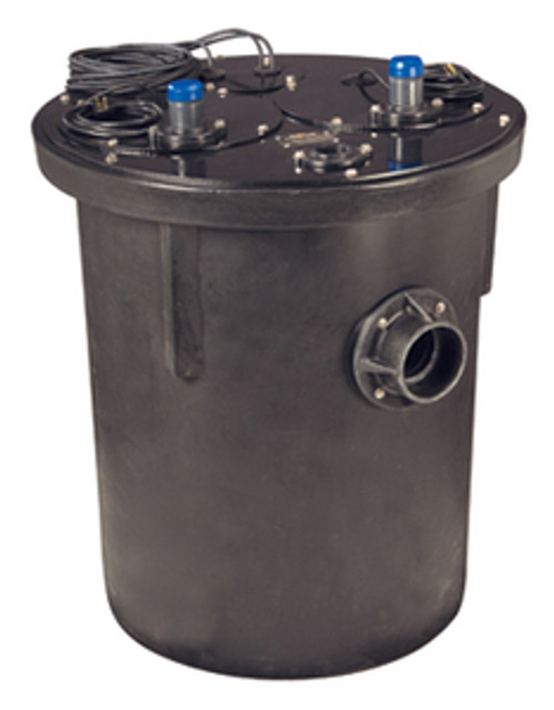 Liberty 1102/LEH102M Duplex Sewage System