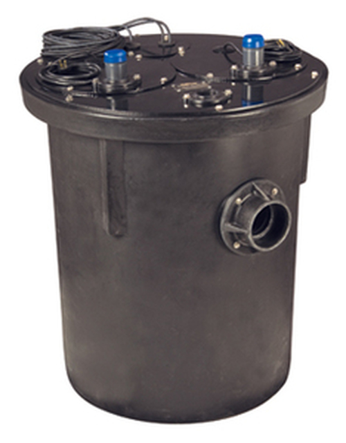 Liberty 1103/LEH103M Duplex Sewage System