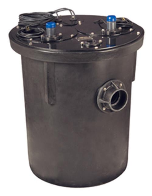 Liberty 1102/LEH103M Duplex Sewage System