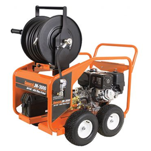 General JM-3000-A Gas Water Jetter