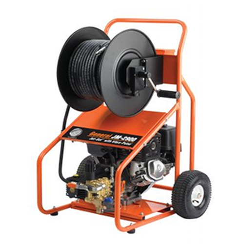 General JM-2900-B Gas Water Jetter