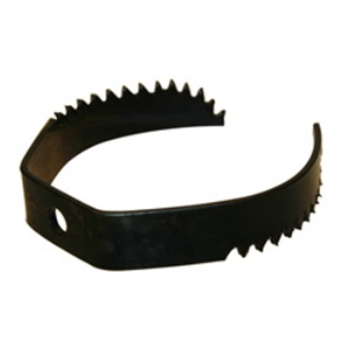 "5/8"" x 3"" Round Blade W/Teeth For 1/2"" Cable"