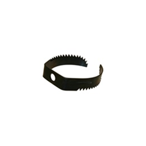 """3/4"""" x 3"""" P-Trap Blade W/ Teeth For 5/8"""" Cable"""