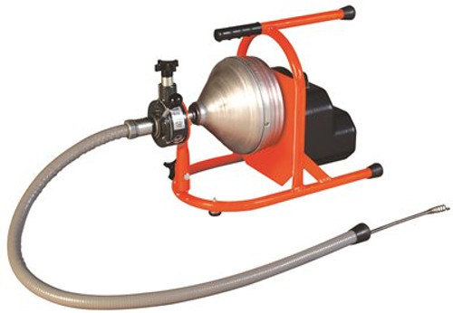 General DRZ-PH-C Basic Unit with 35HE2 (35 ft. x 3/8″) cable, and HECS cutter set