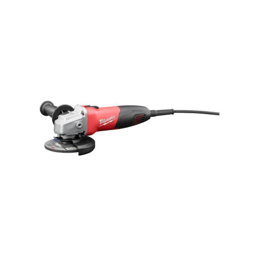 Milwaukee 6130-33 7 Amp Corded 4-1/2 in. Small Angle Grinder