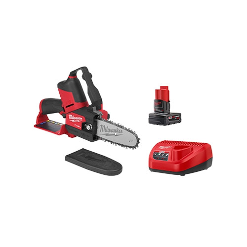 "MILWAUKEE M12 FUEL HATCHET 6"" PRUNING SAW KIT 2527-21"