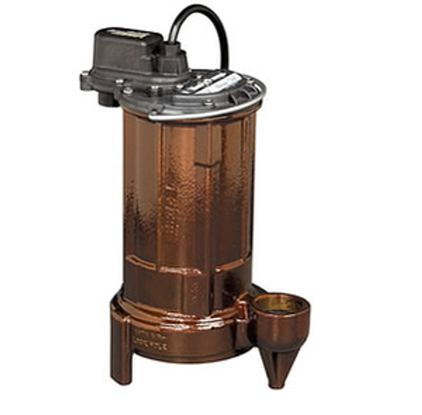 Liberty 280HV Mid Range Submersible Effluent Pump
