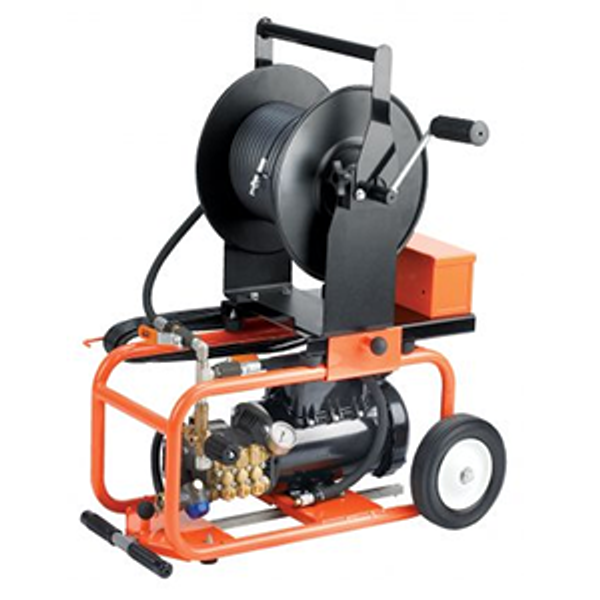General JM-1450-C Electric Water Jetter