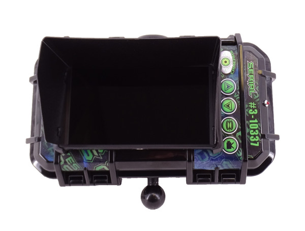 CustomEyes SidePack 2HD SP-107HD with Battery and Charger