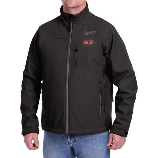 Milwaukee 201B-20XL Xtra Large M12 12-Volt Lithium-Ion Cordless Black Heated Jacket