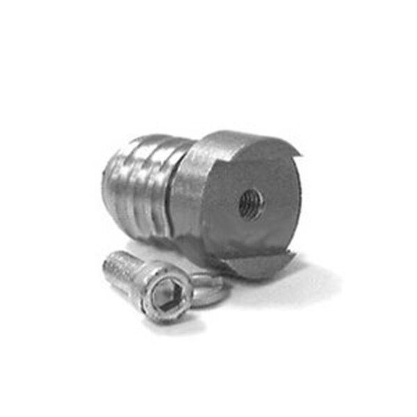 """Spartan Style #6 Bulb Head Coupling for 1/2"""" Cables"""