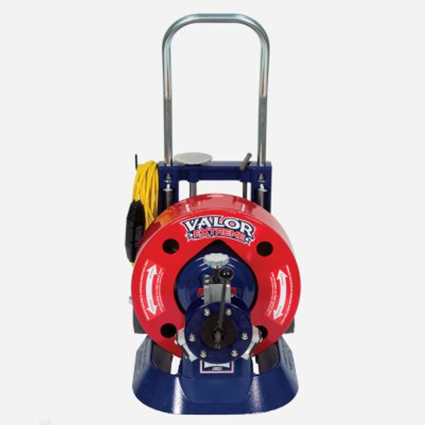 VALOR EXTREME DRAIN MACHINE WITH POWERFEED